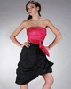 Fabulous Princess Taffeta Short/Mini Pick-Ups Prom/Homecoming Dresses