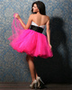 Gorgeous A-line Tulle Sweetheart Beading Homecoming Dresses
