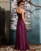 Appealing A-line One shoulder Floor-length Draped Evening/Prom Dresses