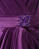 Magnificent Sheath Stretch Satin Straps Sashes/Ribbons Bridesmaid Dresses