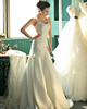 Mermaid Tulle Straps Lace-up Chapel Train Beading Sequin Wedding Dresses
