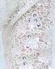 Vintage Princess V-neck Long Sleeves Floor-length Lace Sequin Backless Wedding Dresses