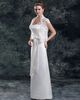 Column Sweetheart Floor-length Satin Short Sleeve Sashes Lace Wedding Dresses With Jacket