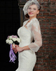 Perfect 3/4 Length Sleeve Lace Bridal Jacket/Wedding Wrap