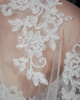 Great Round Brought Lace Wedding Shawl/Wedding Wrap