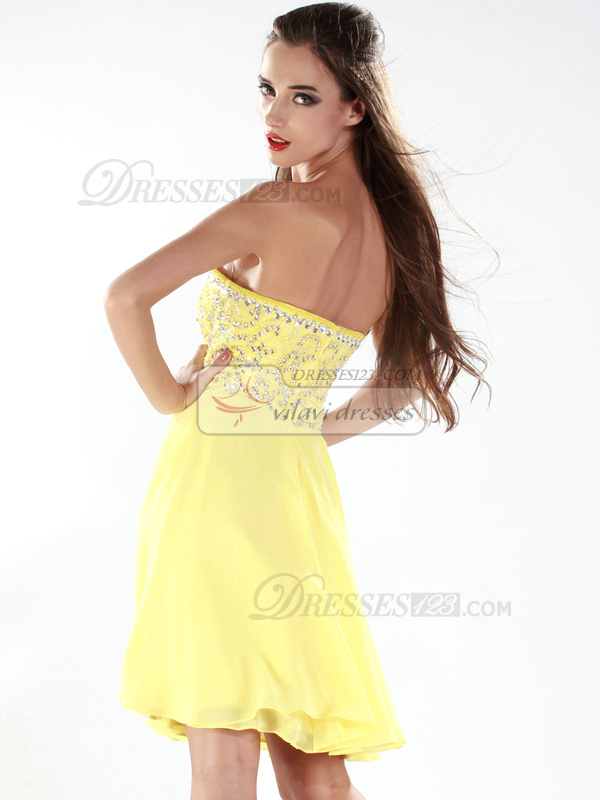 Snazzy A-line Sweetheart Knee-length Draped Cocktail/Sweet 16 Dresses