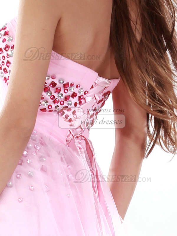 Precious Sheath/Column Taffeta Sweetheart Asymmetrical Train Prom/Homecoming Dresses