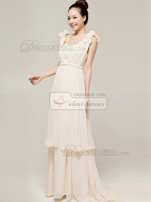 Surpassingly Beautiful A-Line Sweetheart Straps Flower Bridesmaid Dresses