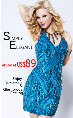 Enjoy Luxurious &Glamorous Feeling